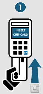 How to use your EMV card at point of purchase image 1