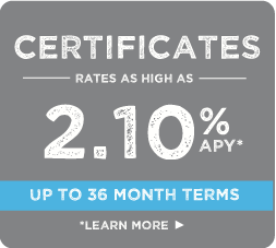 Certificate Rate Button