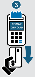 How to use your EMV card at point of purchase image 3
